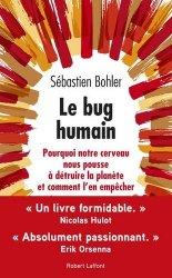 Nouvelle édition Le bug humain
