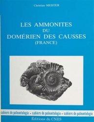 Dernières parutions dans Cahiers de Paléontologie , Les Ammonites du domérien des Causses (France)
