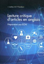 Dernières parutions sur Méthodologie - LCA, Lecture critique d'articles en anglais