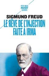Dernières parutions sur Freud, Le rêve de l'injection faite à Irma