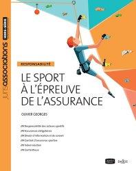 Dernières parutions dans Hors-série Juris, Le sport à l'épreuve de l'assurance. Responsabilité