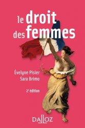 Dernières parutions dans A Savoir, Le droit des femmes. 2e édition