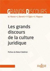 Dernières parutions dans Grands arrêts, Les grands discours de la culture juridique. 2e édition