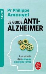 Dernières parutions sur Maladie d'Alzheimer, Le Guide anti-Alzheimer