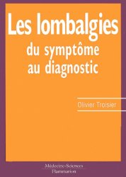 Dernières parutions dans Formation permanente, Les lombalgies du symptôme au diagnostic