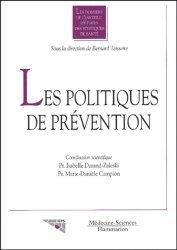 Dernières parutions dans Les dossiers de l'IEPS, Les politiques de prévention