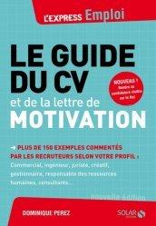 Dernières parutions dans L'Express Emploi, Le guide du CV et de la lettre de motivation