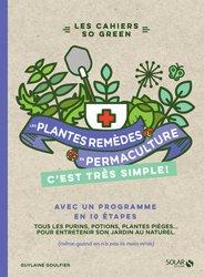 Souvent acheté avec Le calendrier 2019 du potager bio, le Les plantes-remèdes en permaculture c'est très simple!