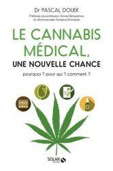 Dernières parutions sur Phytothérapie - Aromathérapie, Le cannabis médical