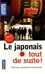 Dernières parutions dans Pocket Langues pour tous, Le japonais tout de suite !