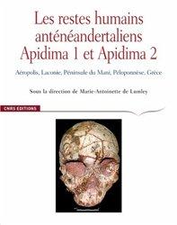 Dernières parutions sur Archéologie, Les restes humains anténéandertaliens Apidima 1 et Apidima 2