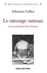 Dernières parutions sur Métiers d'art, Le tatouage samoan
