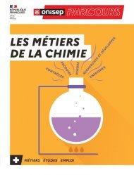 Dernières parutions dans Parcours, Les métiers de la chimie