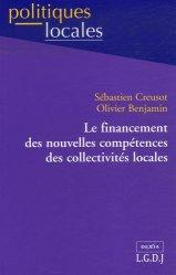 Dernières parutions dans politiques locales, Le financement des nouvelles compétences des collectivités locales