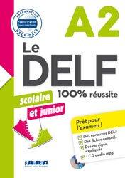 Souvent acheté avec Froid industriel, le Le DELF Scolaire et Junior 100% Réussite A2 : Livre et CD MP3