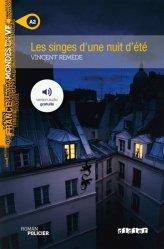 Dernières parutions sur Français Langue Étrangère (FLE), Les singes d'une nuit d'été