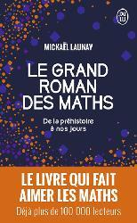 Dernières parutions dans Documents, Le grand roman des maths