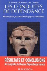 Souvent acheté avec Le tabagisme, le Les conduites de dépendance Dimensions psychopathologiques communes