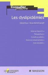 Dernières parutions dans Consulter et prescrire, Les dyslipidémies
