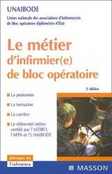 Dernières parutions sur IBODE, Le métier d'infirmière de bloc opératoire