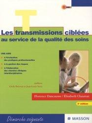 Dernières parutions dans Démarche soignante, Les transmissions ciblées au service de la qualité des soins
