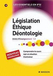 Souvent acheté avec Processus traumatiques, le Législation Éthique Déontologie