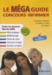 Souvent acheté avec Concours d'entrée en IFSI, le Le méga guide concours infirmier