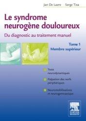 Souvent acheté avec Tensiomètre manopoire SPENGLER Lian Nano, le Le syndrome neurogène douloureux, du diagnostic au traitement manuel