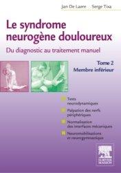 Souvent acheté avec Orthèses de la main et du poignet, le Le syndrome neurogène douloureux Tome 2