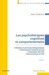 Dernières parutions dans Médecine et psychothérapie, Les psychothérapies comportementales et cognitives