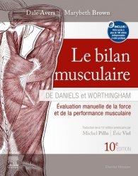 Dernières parutions sur PAES - PACES - MMOP, Le bilan musculaire de Daniels et Worthingham