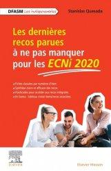 Dernières parutions sur Spécialités médicales, Les dernières recos parues à ne pas manquer pour les ECNi 2020