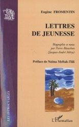 Dernières parutions dans Les Introuvables, Lettres de jeunesse