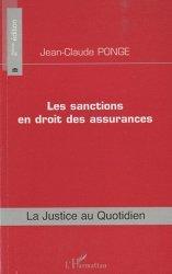 Dernières parutions dans La justice au quotidien, Les sanctions en droit des assurances. 2e édition