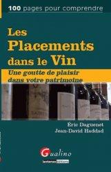 Souvent acheté avec La vigne et le vin, le Les placements dans le Vin