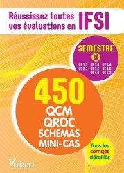 Dernières parutions dans Référence IFSI, Le semestre 4 en 450 QCM, QROC, schémas et mini-cas