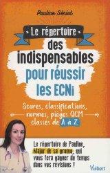 Souvent acheté avec Médecine interne - Pathologies fréquentes, le Le répertoire des indispensables pour réussir les ECNi