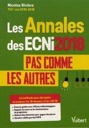 Dernières parutions sur Annales de l'ECN, Les annales ECNi 2018 pas comme les autres