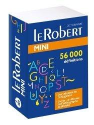 Dernières parutions dans Dictionnaire mini, Le Robert mini
