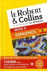 Dernières parutions sur Dictionnaires, Le Robert & Collins mini+ espagnol