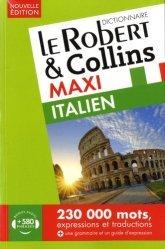 Dernières parutions sur Dictionnaires, Le Robert & Collins maxi italien