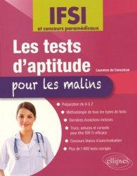 Souvent acheté avec Tout l'entraînement intensif aux tests d'aptitude IFSI, le Les tests d'aptitude pour les malins - Concours IFSI