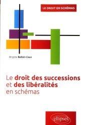 Dernières parutions dans Le droit en schémas, Le droit des successions et des libéralités en schémas