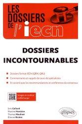 Dernières parutions dans , Les dossiers incontournables majbook ème édition, majbook 1ère édition, livre ecn major, livre ecn, fiche ecn