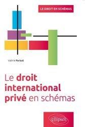 Dernières parutions dans Le droit en schémas, Le droit international privé en schémas