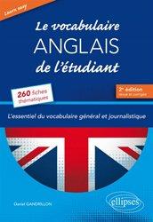 Souvent acheté avec Guide des sciences et technologies industrielles 2020-2021, le Learn Easy • Le vocabulaire anglais de l'étudiant.