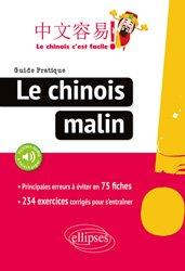 Dernières parutions sur Auto apprentissage (parascolaire), Le chinois malin