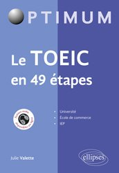 Dernières parutions dans Optimum, Le TOEIC en 49 étapes