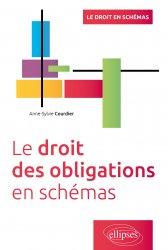 Dernières parutions sur Droit des obligations, Le droit des obligations en schémas