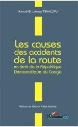 Dernières parutions sur Code de la route, Les causes des accidents de la route en droit de la République Démocratique du Congo